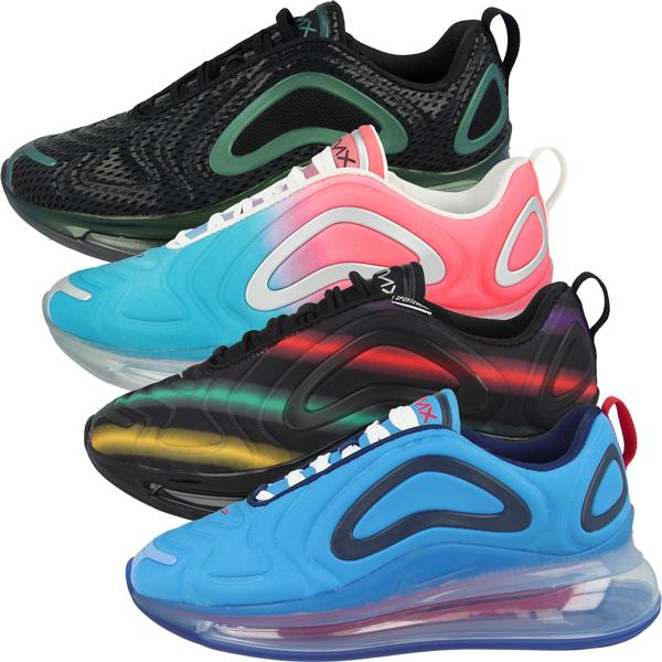 Détails sur Nike Air Max 720 Chaussures de Sport pour Dames Course Baskets à Lacets AR9293