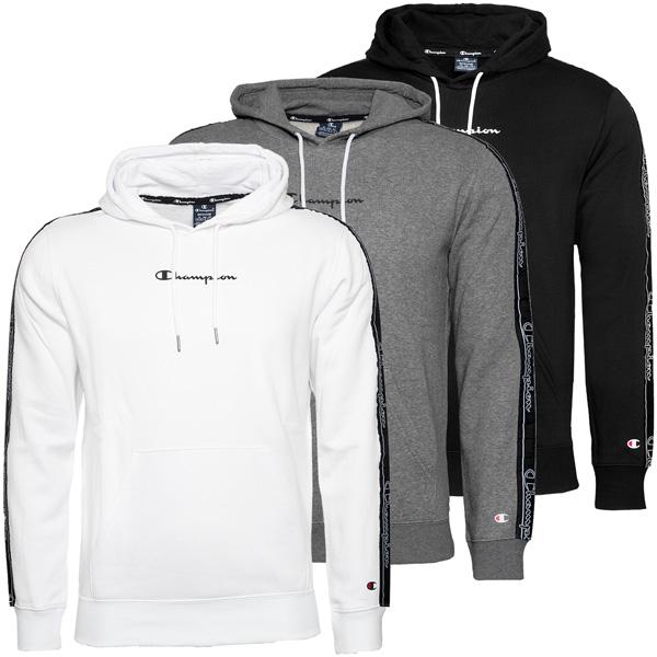 Champion-Hooded-Sweatshirt-Herren-Freizeit-Sport-Hoodie-Kapuzen-Pullover-215299