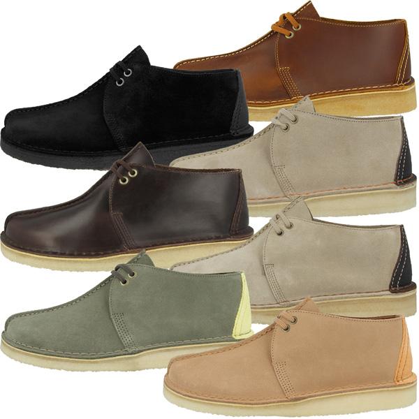 Details zu Clarks Desert Trek Schuhe Herren Freizeit Halbschuhe Schnürschuhe Wallabee