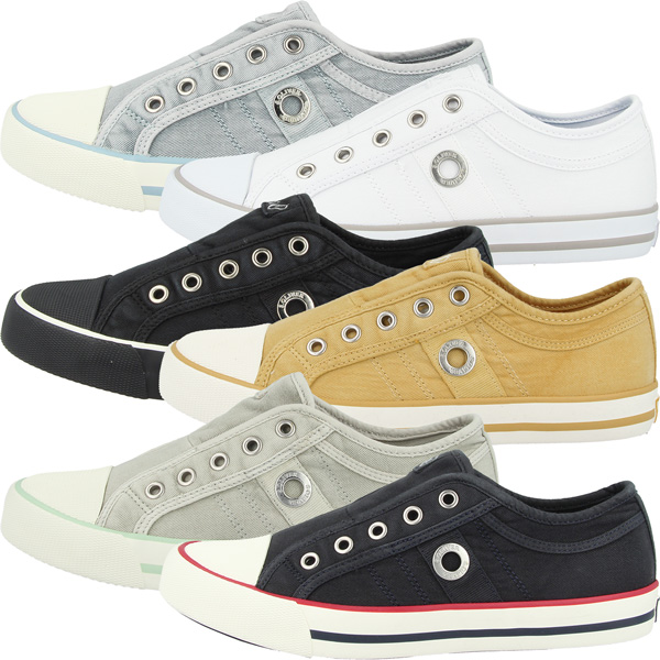 Details zu s.Oliver 5 24635 24 Schuhe Damen Slipper Women Retro Sneaker Schlupf Halbschuhe